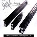 TEVO CNC Impressora 3D DIY impressora 3D V-Slot perfil De Alumínio perfil De Alumínio 40*80mm Linear Rail extrusões de alumínio para 3D de Impressora