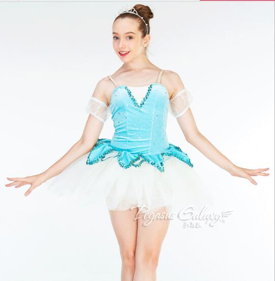 Balletttanzkleid erwachsenen ballett kleid kinder ballett tutu kleid ...