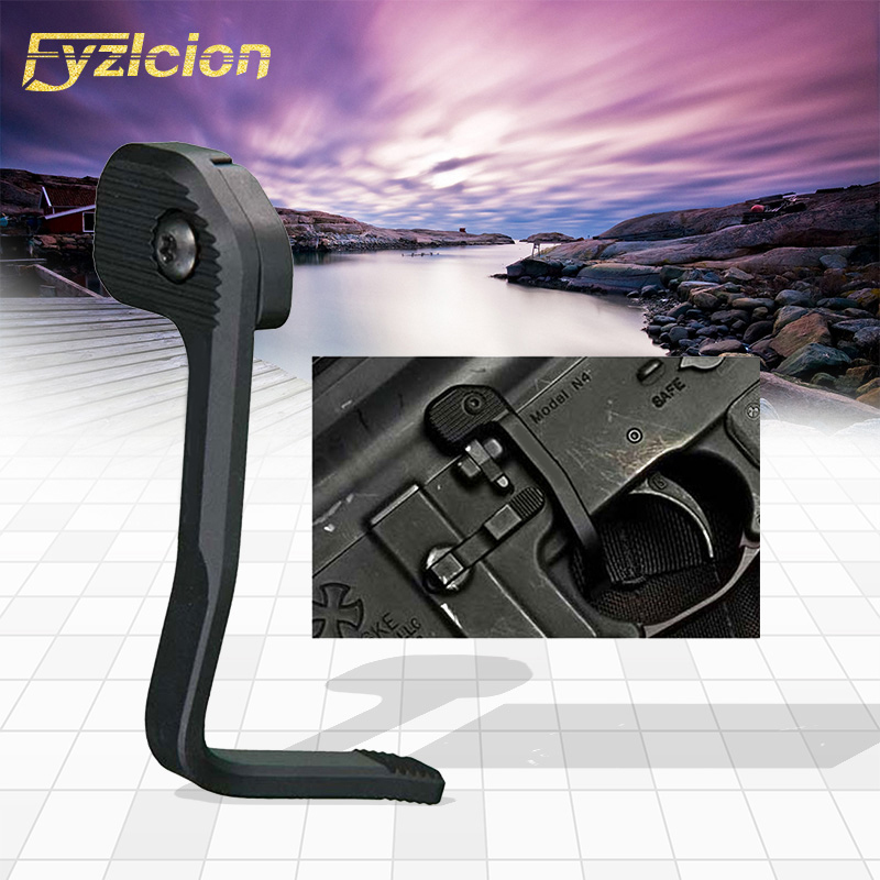 Bolt-Catch-Release-Lever Bad-Lever Hunting-Accessories Tactical M16/ar15-Scope MAP Aluminum-Alloy