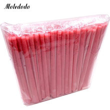100Pcs/bag Red Ear Candle Beewax Ear Care Cleaner Treatment Wax Removal Coning Fragrance Ear Candle Healthy Care Ear Care D30 цена 2017