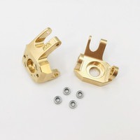 KYX 82g Brass Steering Knuckle for 1/10 RC Crawler Axial SCX10 ll 90046