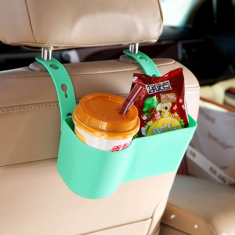 Image 4 - Car Organizer Cup Holder Drinks Holders Car Accessories Multifunction Food Shelves Seat Back Adjustable Automobiles Supplies-in Drinks Holders from Automobiles & Motorcycles
