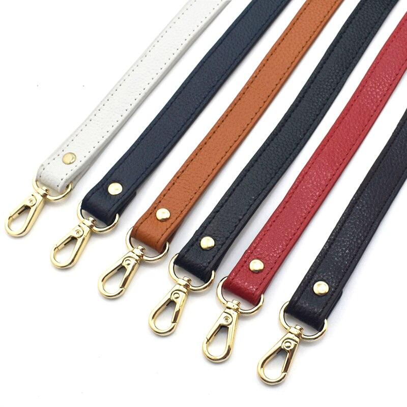 120*2cm Adjustable Genuine Leather Shoulder Bag Straps For Handbag Band Replacement Purse Belt Strap KZ0358-1 FASHIONS KZ