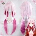 Yuzuriha Inori Cosplay Wig Guilty Crown Heat Resistant Synthetic Straight Hair