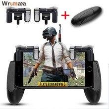 Portable Game Trigger Fire Button Smartphone Mobile