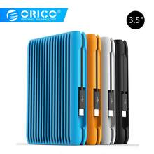 Orico 2 TB Hard Disk USB 3.1 Gen2 TYPE-C 3.5 Sata 10Gbps High Speed Shockproof External Hard Drives HDD Laptop Mobile EU Plug(China)