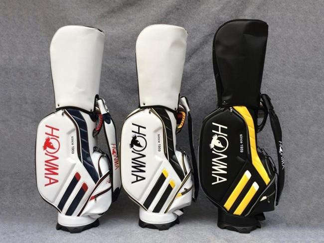 Brand New Honma Golf Bag Since 1959 3 Colors Honma Standard Golf Clubs Bag EMS Free
