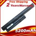 Bateria do portátil 5200 MAH Para BPS26 VAIO CA CB EG EH EJ EL VPCEL VPCEH VPCEJ VPCCA VPCCB VPCEG VGP-BPL26 VGP-BPS26 VGP-BPS26A