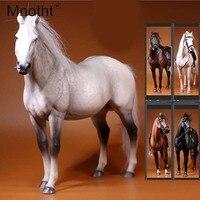 Mnotht коллекции 1/6 весы Германия Ганновер Теплокровная Лошадь модель игрушечные лошадки для 12in фигурки героев интимные аксессуары