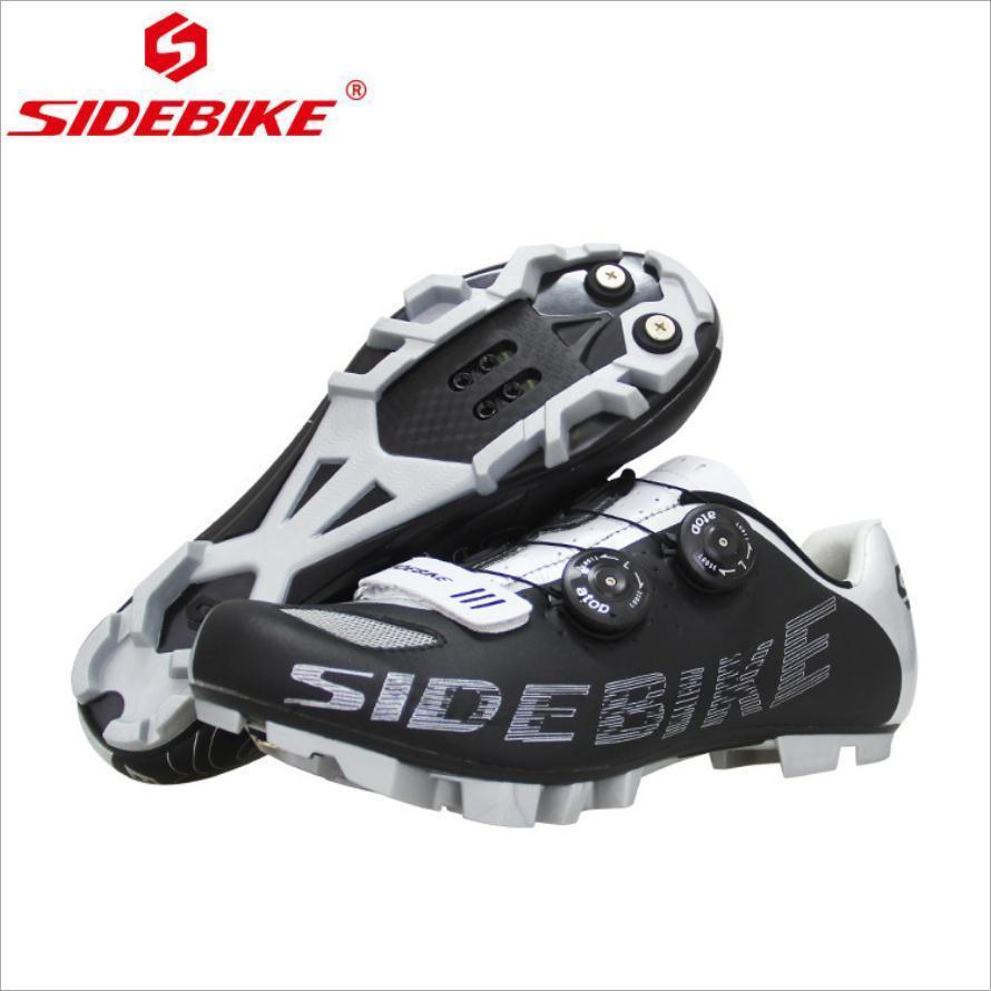 SIDEBIKE MTB Cycling Shoes Men Athletics Zapatillas Sapatilha Ciclismo Mountain Bike Bicycle Shoes Self-locking Shoes Riding 2017 new sidebike mtb shoes mountain bike cycling bicycle shoes highway lock men athletic bicycle cycling sapatilha ciclismo mtb