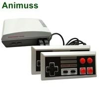 Animuss Retro Video Game Console Dual Joystick Vedio Game System Built in 620 Classic Games