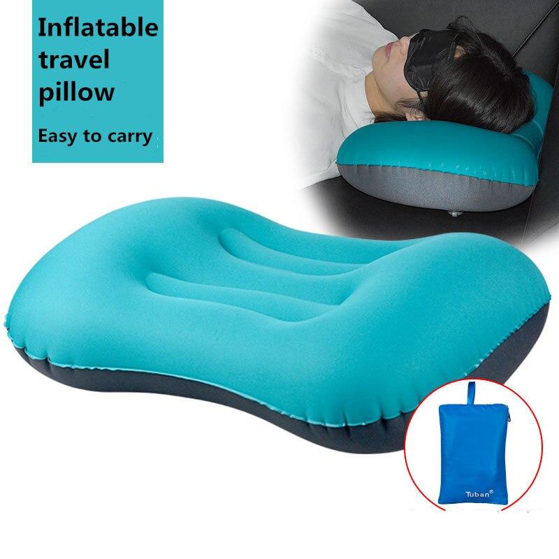Novo 1 pçs inflável acampamento ao ar