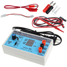 Electronic Detector AC 220V LED Display Screen With Light LCD Tester Bead Board Lamp Tools