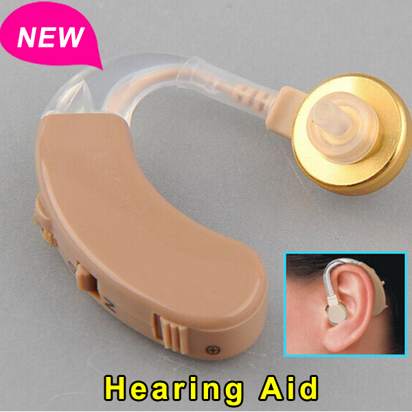 Ear Care Hearing Aid Digital Mini Device Invisible Adjustable Sound Voice Amplifier Hear Clear for the Elderly Deaf Aids F-139