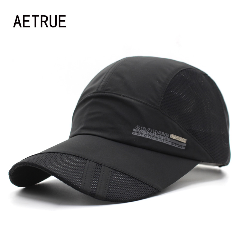 AETRUE Brand Men Snapback Women Baseball Cap Male Bone Hats For Men Hip hop Casquette Gorras Casual Mesh Dad Hat Summer Caps [boapt] metal label cotton summer male baseball caps for women hats branded solid color men s hat casual snapback cap casquette