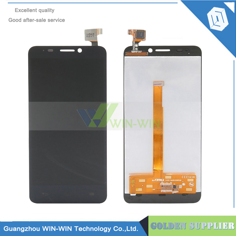 LCD Display Digitizer touch Screen For Alcatel One Touch Idol S 6035 OT6035 6035R 6035Y 6035M Free Shipping