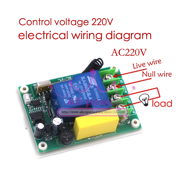 Superb Us 72 89 10 Off Remote Control Switches Ac 220V 30A Relay Receiver 12Ch Transmitter Motor Led Water Pump Wireless Switch 315 433 Learning Code In Wiring Cloud Hisonuggs Outletorg