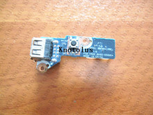 лучшая цена BA92-05996A FOR Samsung R530 R540 RV510 R730 USB Power Button Board