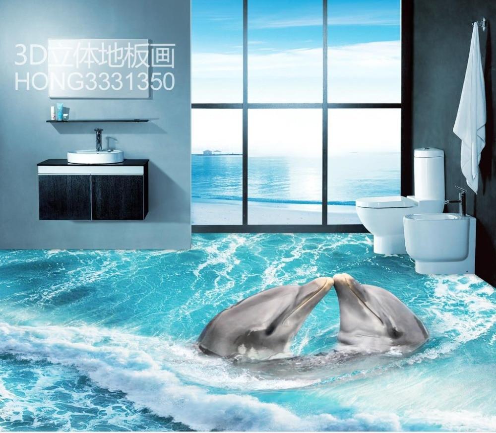 New 3D Bathroom Floor  3D Bathroom Design  3D Bathroom Art