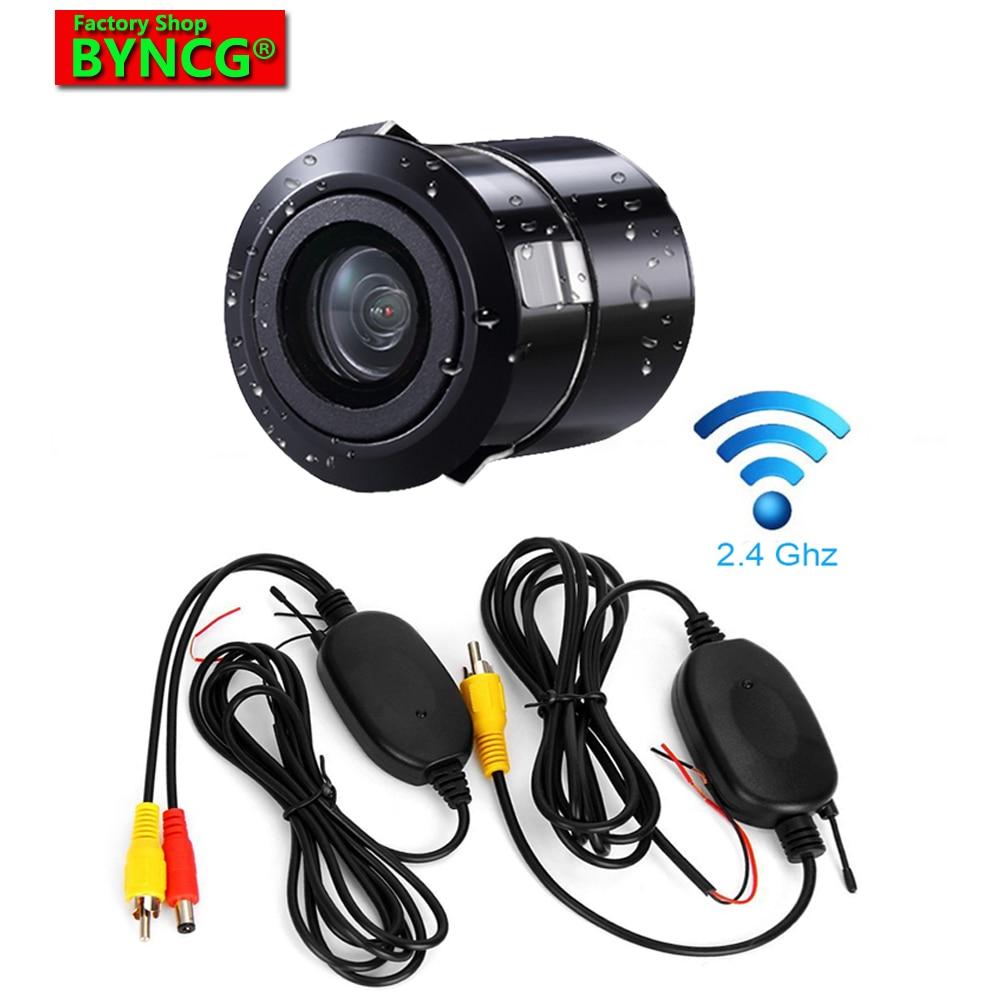 Draadloze achteruitrijcamera Auto Styling CCD Waterdichte Backup - Auto-elektronica