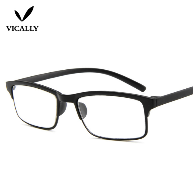 High Quality Reading Glasses Full Frame Eyewear Men Women Eyeglasses ...