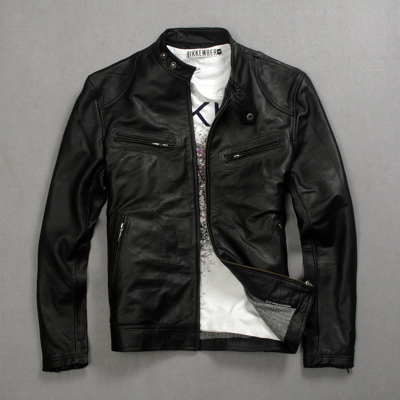 Cheap real leather jackets