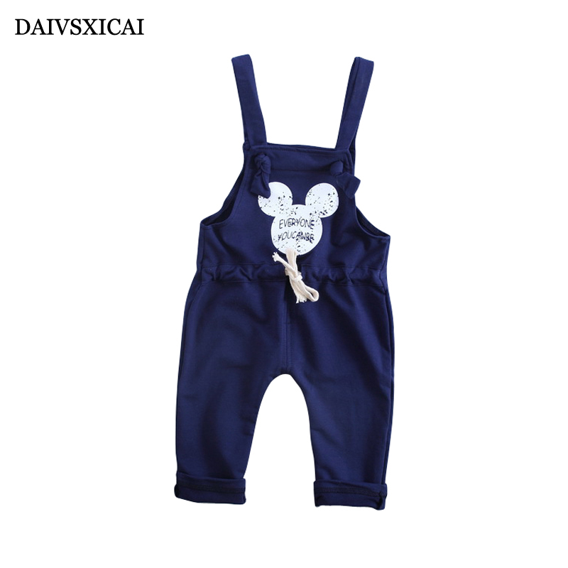 Daivsxicai Pants Cotton Boy Fashion Cute Bear Baby Clothing Pants Casual Cartoon Children Pants For Boys 7-24 Month