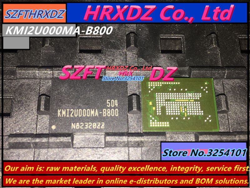 SZFTHRXDZ 100% new original KMI2U000MA-B800 BGA KMI2U000MA B800 jennifer meyer decision quality value creation from better business decisions