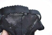 Sexy Backseam Fishnet Pantyhose stocking for Crossdresser panties