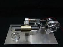 Двигатель стирлинга двигатель-генератор модель двигателя двигатель Внешнего сгорания micro генератор модель