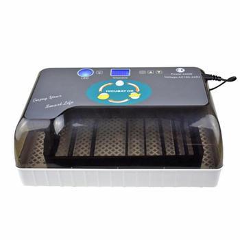 Digital Egg incubator automatic Intelligent Egg incubator Hatcher  incubators For Chicken Duck Poultry Quail Eggs