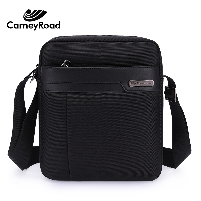 Carneyroad High Quality Men Shoulder Bag Waterproof Oxford Messenger Bags Casual Business Crossbody Bag Men Handbags Fashion