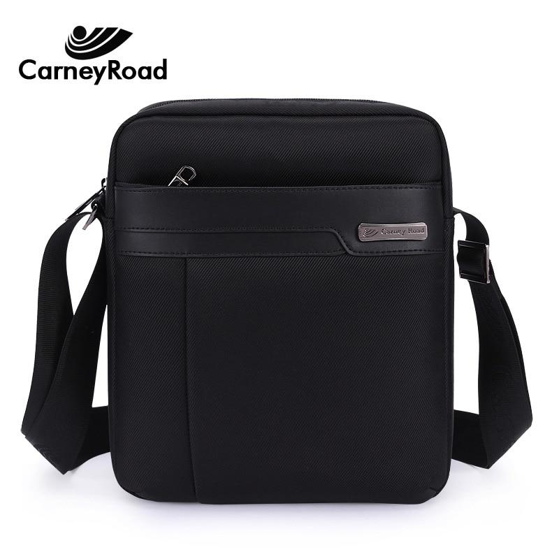 Carneyroad High Quality Men Shoulder Bag Waterproof Oxford Messenger Bags Casual Business Crossbody Bag Men Handbags Fashion