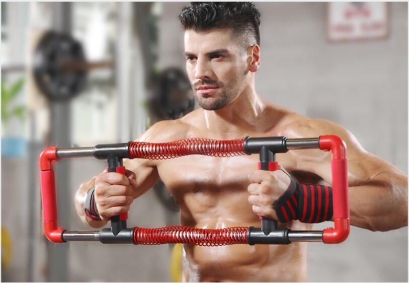 40kg level Physical training Arm exerciser Arm power trainer Power twister chest expander