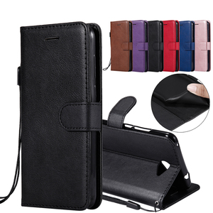 Huawei Y7 Flip Leather Case on