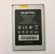 Oukitel U22 Battery 100% Original 2700mAh Backup Replacement For Mobile Phone