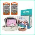 Hot sale siemens lotus 23 p 2-ch bte digital hearing aid aids aid ear amplificador de som sem fio e baterias desconto