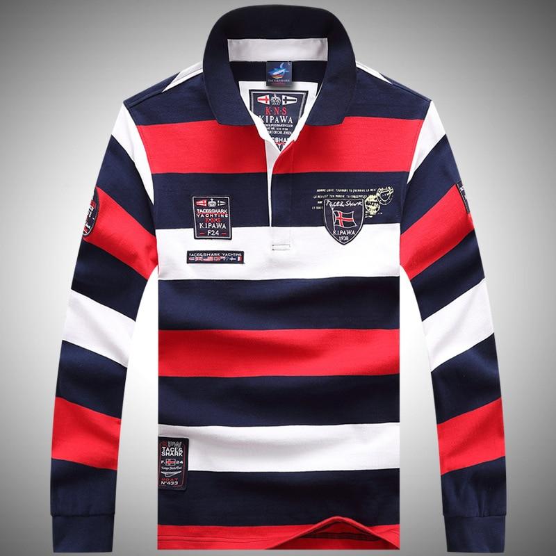 New Cotton Sharked T-Shirt Men Clothes 2018
