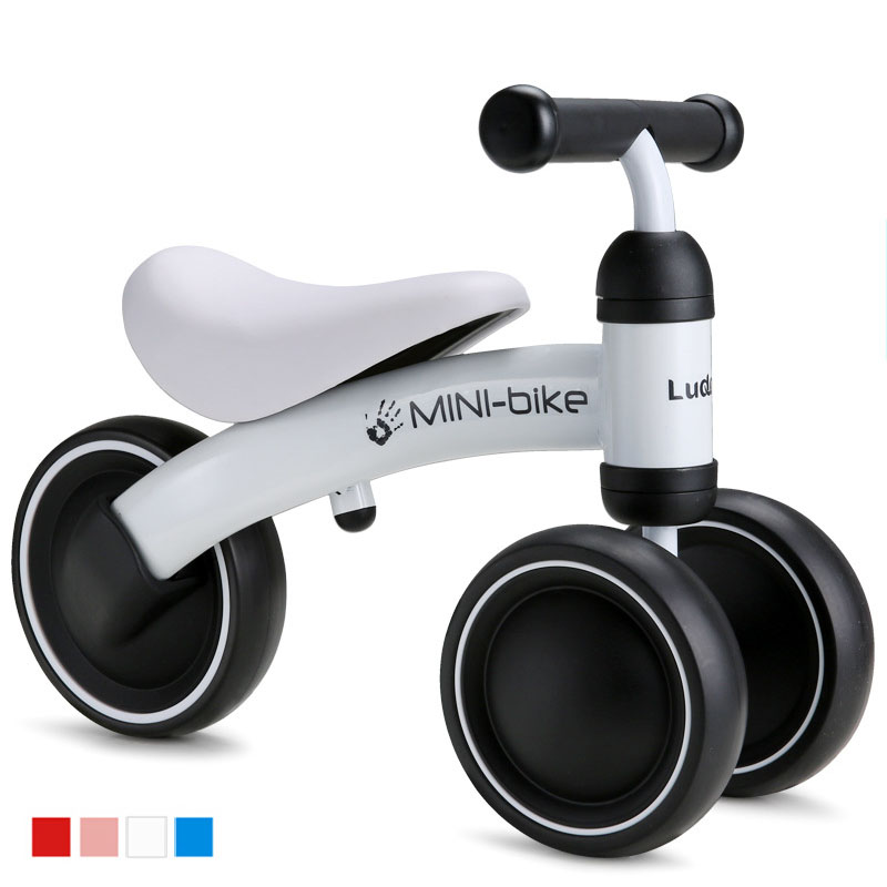 Three Wheel Children Balance Bikes Electrical Car For Infant Scooter Driving Bike Toys For Child Tricycle Ride On Cars bicicleta scooter flash wheel children outdoor toys tricycle kid bike car slide ride on toy with led light flash adjustable high