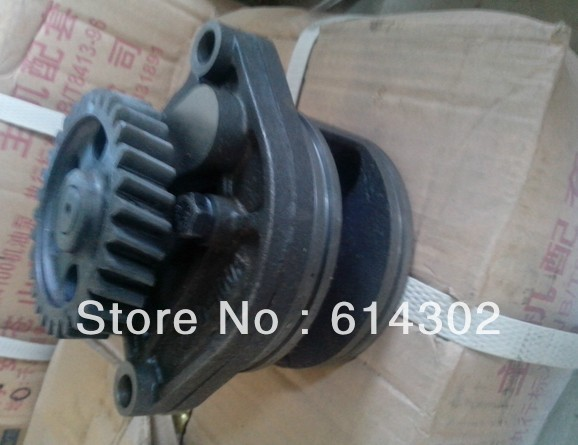 Ricardo series 4100D/4100ZD engine/diesel generators spare parts ,diesel engine parts-oil pump water pump for 495 4100 weifang diesel engine parts