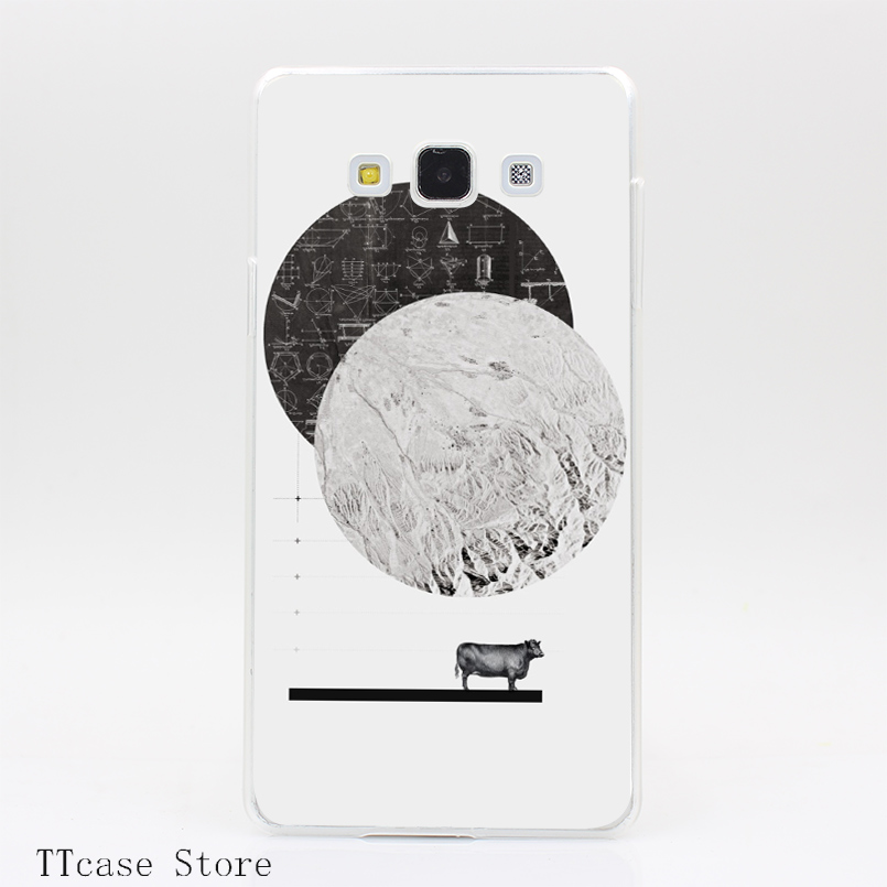 525G font b Calculating b font a Jump Over The Moon Print Transparent Hard Case for