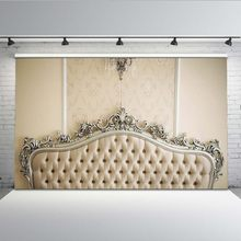Mehofoto Photography Background Headboard Backdrop for Photo Studio Baby Shower Customize MR-0443(China)