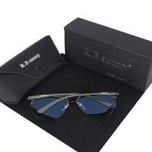 Luxury Aluminum Magnesium Polarized Sunglasses