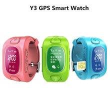 Y3 Kids GPS font b GSM b font Smart font b Watch b font for Kids