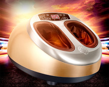 4D Foot machine foot massage device medialbranch heated massage device remote control feet massager foot massage therapist