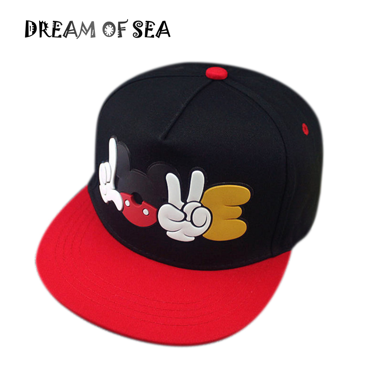 fashion cartoon cute font mickey baseball cap men mouse for toddlers with sunglasses white toddler