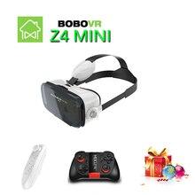 Xiaozhai bobovr Z4 мини 3D VR Google cardboard Очки виртуальной реальности 3D объектив смартфон 3D очки Очки виртуальной реальности