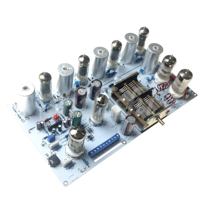 Image 4 - Elektroniczny rury/elektroniczny rury radio FM/radio FM/l stereo odbiornik z transfermer częstotliwości 88 108 MHztube fmradio fm receiverradio electronic -