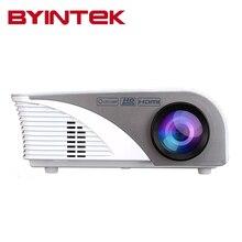 1080 P HD Cine ML215 BYINTEK Portátil Nuevo Proyector de Cine En Casa HDMI USB mini LED LCD de Video de la PC mini Beamer projektor