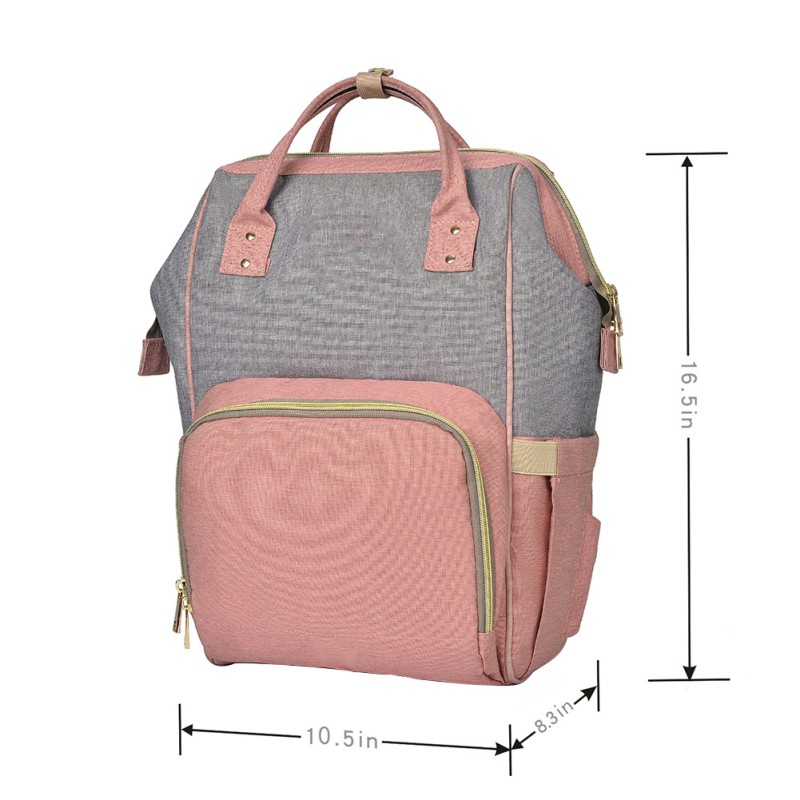 New Mummy Bag Multi-Function Large Capacity Maternal Child Package Pregnant Package Maternal Kids Supplies Four-Piece HYJ3